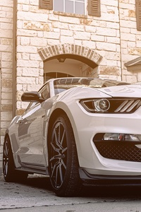 720x1280 2018 Ford Mustang GT350