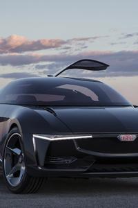 480x854 2018 Giugiaro GFG Sibylla EV Concept