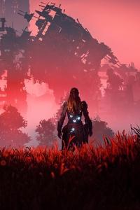 2018 Horizon Zero Dawn Video Game