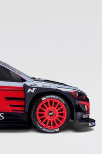2160x3840 2018 Hyundai I20 Coupe WRC