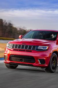 2018 Jeep Grand Cherokee Trackhawk HD