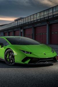 2018 Lamborghini Huracan Performante 4k