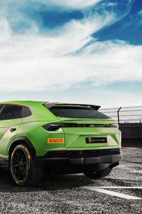 2018 Lamborghini Urus ST X Concept Rear