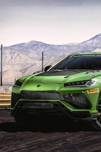 2018 Lamborghini Urus ST X Concept