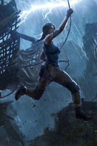 2018 Lara Croft Shadow Of The Tomb Raider