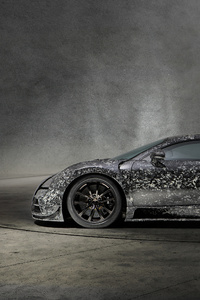 2018 Mansory Bugatti Veyron Vivere Diamond Edition Side View