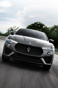 2018 Maserati Levante Trofeo 4k