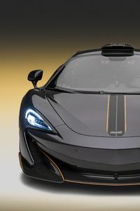 2018 McLaren 600LT Front