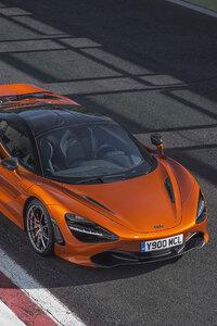2018 McLaren 720S 4k