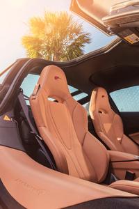 2018 McLaren MSO 720S Coupe Interior