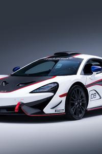 2018 McLaren MSO X
