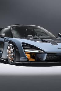 2018 McLaren Senna 4k