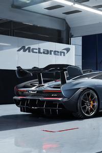 2018 McLaren Senna Hypercar