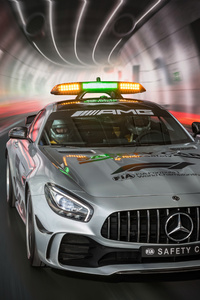 2018 Mercedes AMG GT R F1 Safety Car