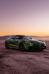 2018 Mercedes Amg Gtr 8k
