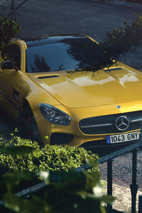 2018 Mercedes Benz Amg Gt 4k