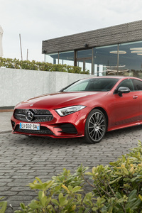 2018 Mercedes Benz CLS 400 D 4MATIC AMG