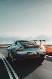 480x800 2018 Porsche 911 GT2 RS Rear