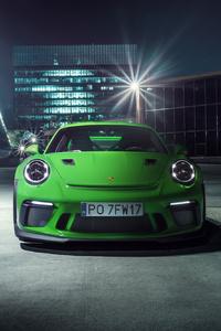 2018 Porsche 911 GT3 RS Front