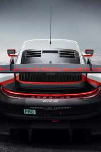 2018 PORSCHE 911 RSR 4k