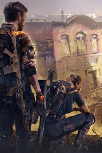 2018 Tom Clancys The Division 2