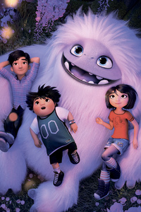 2019 Abominable Animated Movie 8k