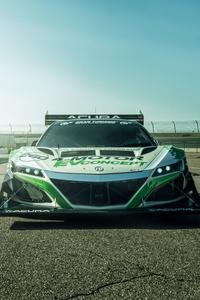 2019 Acura Nsx Pikes Peak Front