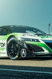 2019 Acura Nsx Pikes Peak Side View