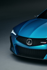 2019 Acura Type S Concept Front