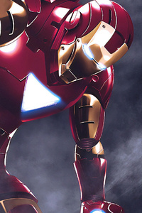 2019 Art Iron Man