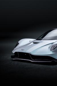 720x1280 2019 Aston Martin Valhalla Front