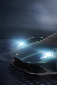 720x1280 2019 Aston Martin Vanquish Vision Concept
