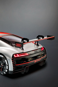 2019 Audi R8 LMS Rear View