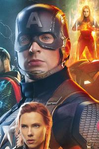 2019 Avengers Endgame 4k