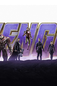 2019 Avengers Endgame New 4k