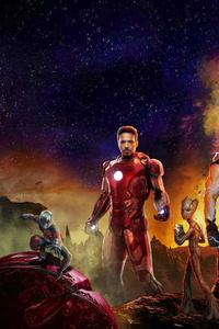 2019 Avengers Endgame New