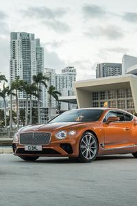 2019 Bentley Continental GT Convertible V8 8k