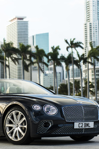 1080x2160 2019 Bentley Continental GT Convertible V8