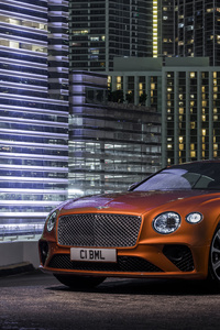 1080x2160 2019 Bentley Continental GT V8