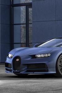 2019 Bugatti Chiron Sport 110 Ans Bugatti