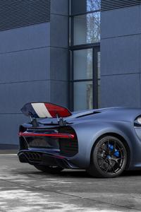 2019 Bugatti Chiron Sport 110 Ans Rear