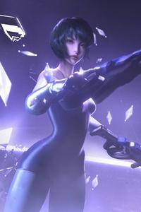 1080x1920 2019 Cyber Hunter 5k