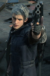 2019 Devil May Cry 5