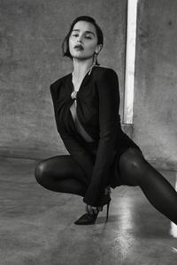 2019 Emilia Clarke Flaunt Magazine