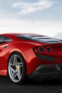 2019 Ferrari F8 Tribute Rear