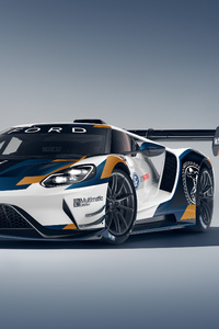 2019 Ford Gt Mk2 4k New