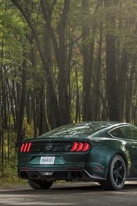 240x320 2019 Ford Mustang Bullitt 5k