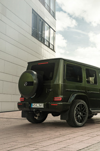 720x1280 2019 G Wagon 4k