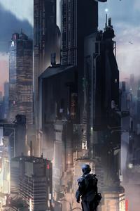 320x480 2019 Halo 5 Guardians 5k