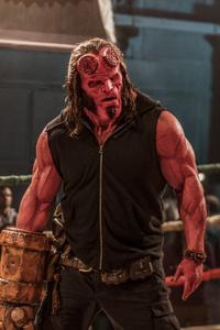 2019 Hellboy